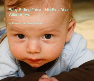 Baby Sitting Taivo - His First Year Volume Two