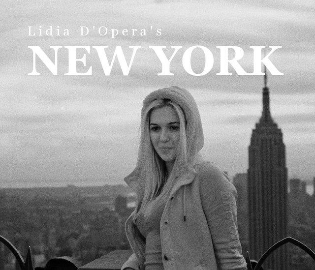 Lidia D'Opera's NEW YORK