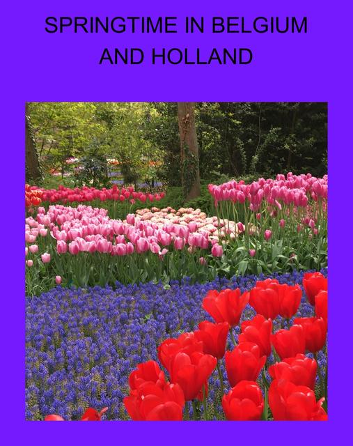 Springtime in Holland and Belguim