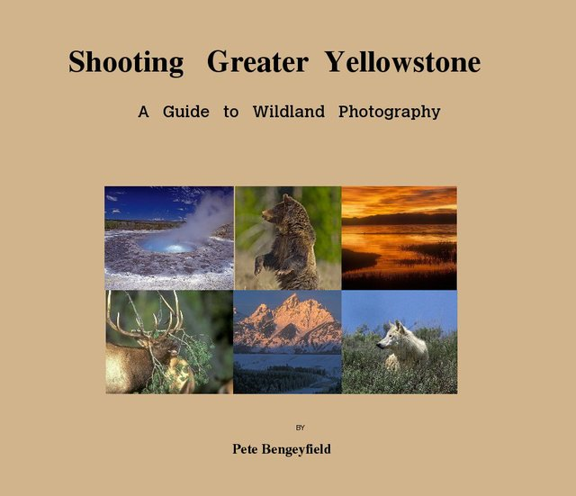 Shooting Greater Yellowstone