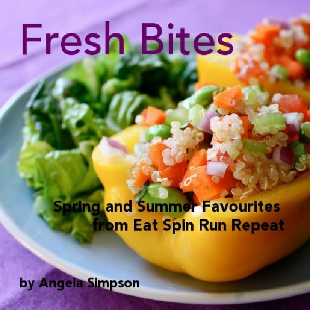 Fresh Bites Spring and Summer Favourites from Eat Spin Run Repeat