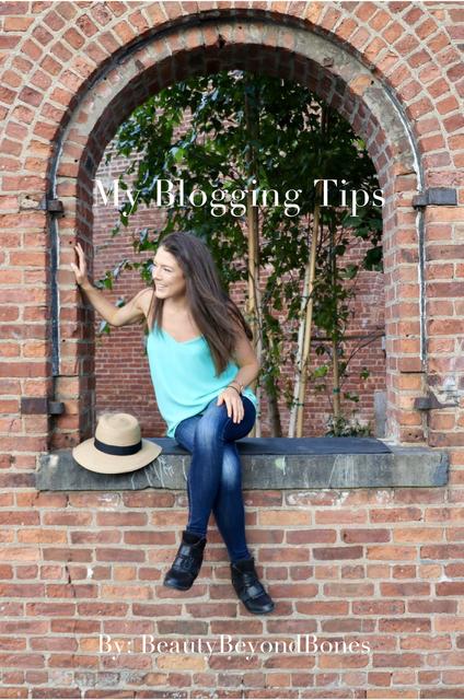 My Blogging Tips
