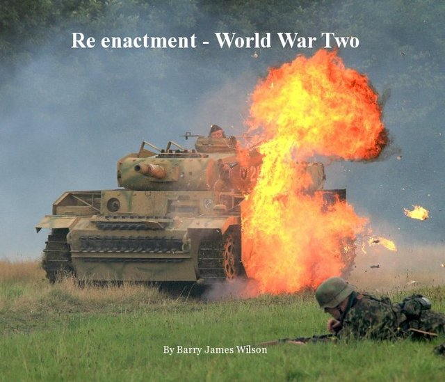 Re enactment - World War Two