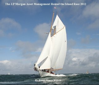 The J.P Morgan Asset Management Round the Island Race 2012