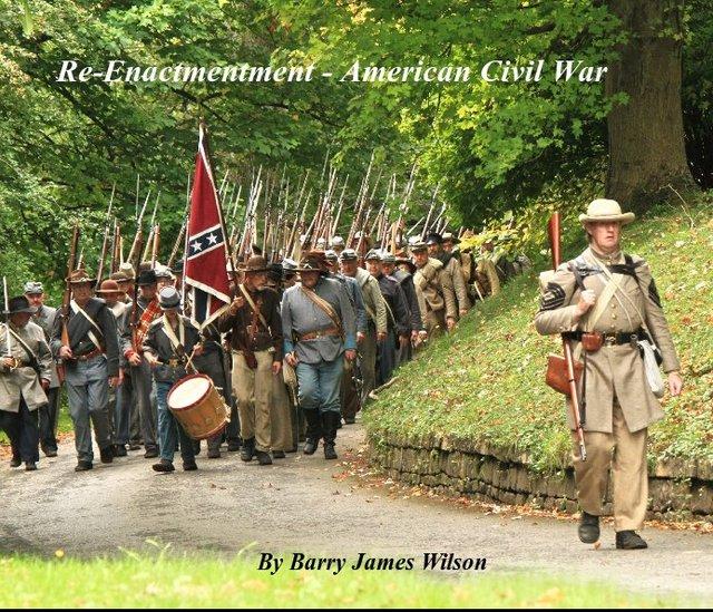 Re-Enactmentment - American Civil War
