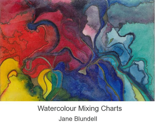 Watercolour Mixing Charts