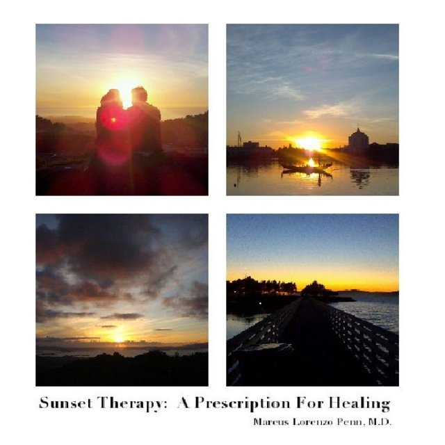 Sunset Therapy:  A Prescription For Healing
