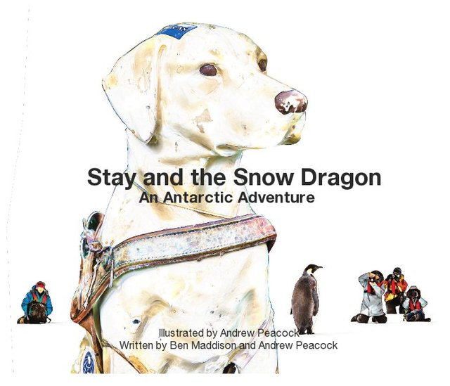 Stay and the Snow Dragon
