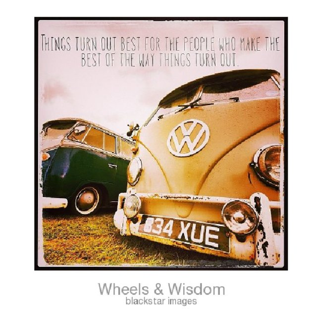 Wheels & Wisdom