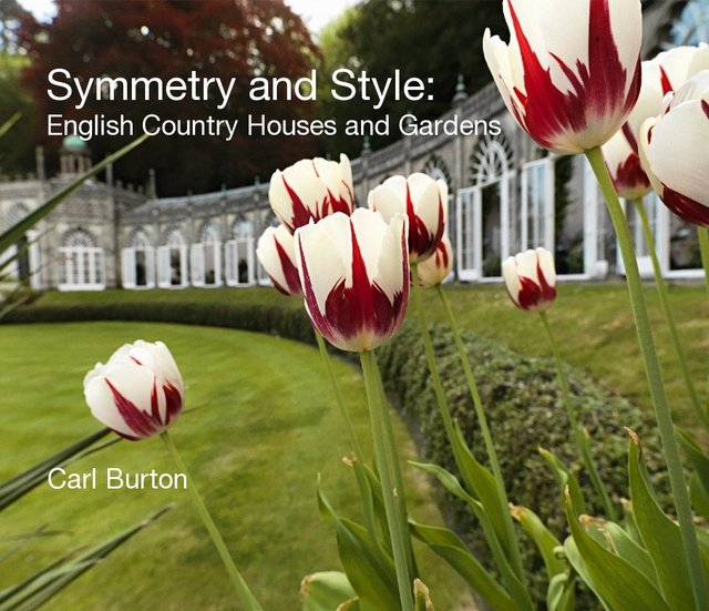 Symmetry and Style: English Country Houses and Gardens