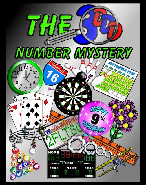 The 3DDD Number Mystery
