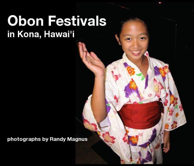 Obon Festivals in Kona, Hawai'i