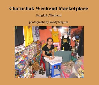 Chatuchak Weekend Marketplace
