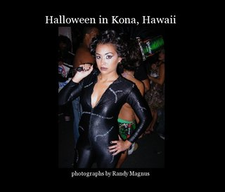 Halloween in Kona, Hawaii photographs by Randy Magnus