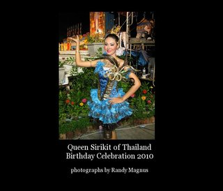 Queen Sirikit of Thailand Birthday Celebration 2010