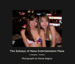 The Katoeys of Nana Entertainment Plaza