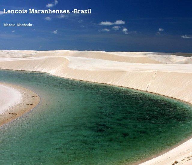 Lencois Maranhenses -Brazil