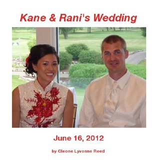 Kane &amp; Rani&#x27;s Wedding