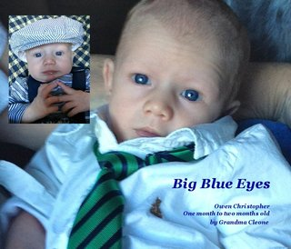 Big Blue Eyes