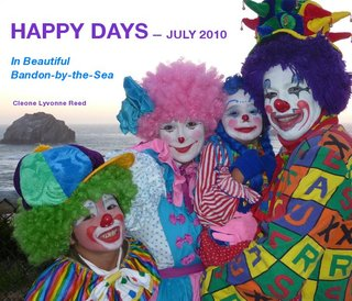 HAPPY DAYS  JULY 2010