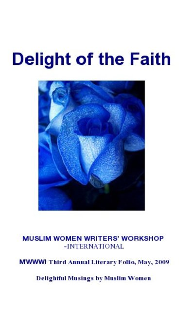 Delight of the Faith/ Delightful Musings by Muslim Women
