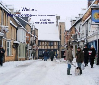 Winter in Winchcombe 2009-2010
