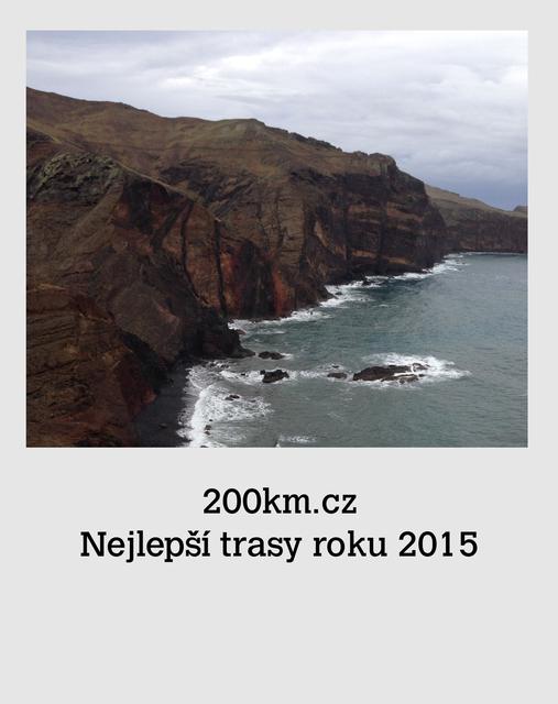 200km.cz - Nejlepší trasy 2015