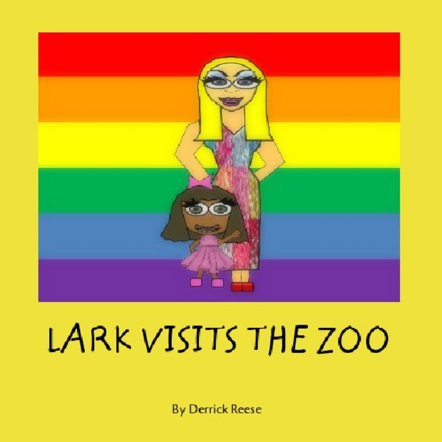 LARK VISITS THE ZOO