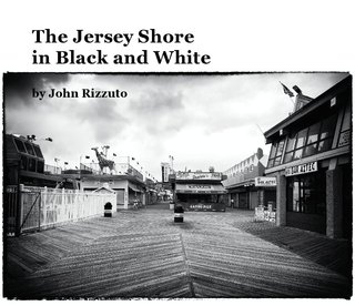The Jersey Shore in Black and White