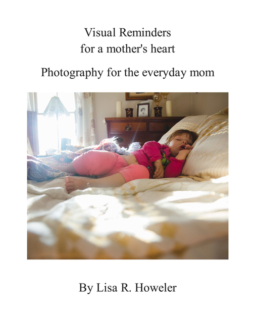 Visual reminders for a mother's heart: