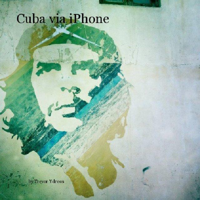 Cuba via iPhone
