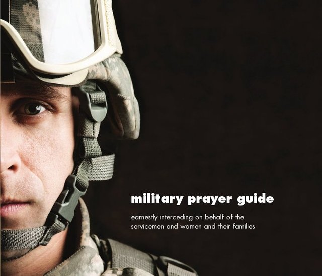 Military Prayer Guide