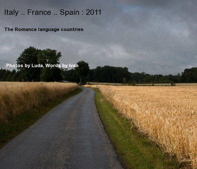 Italy .. France .. Spain : 2011