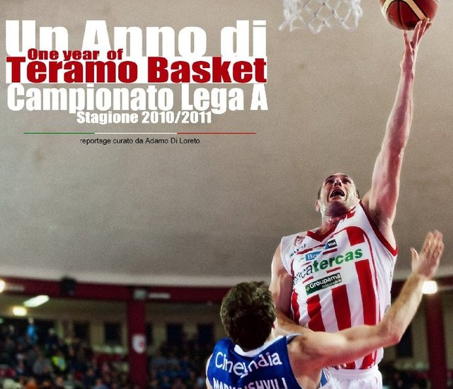 Un Anno di Basket -  One year of italian basket