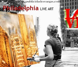 Philadelphia LIVE ART