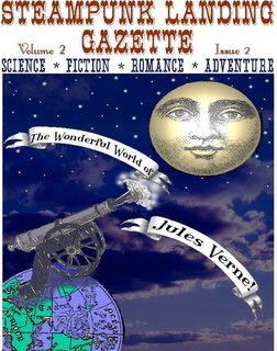 Steampunk Landing Gazette