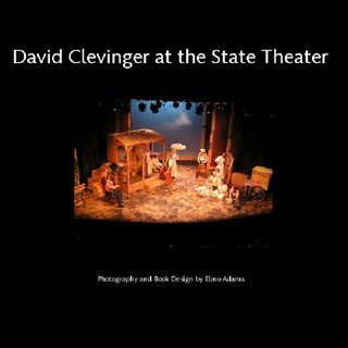 David Clevinger at the State Theater
