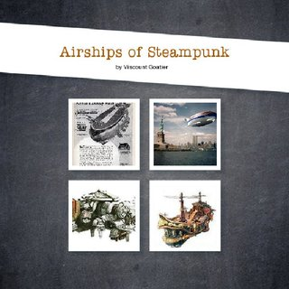 Airships of Steampunk