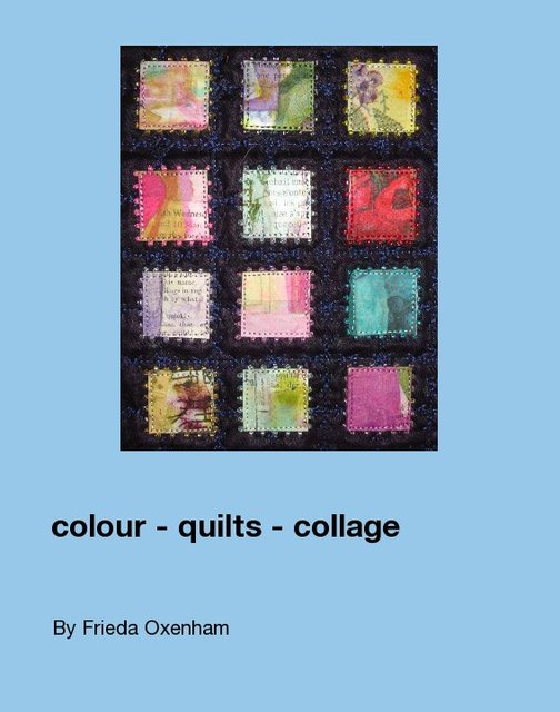 colour - quilts - collage