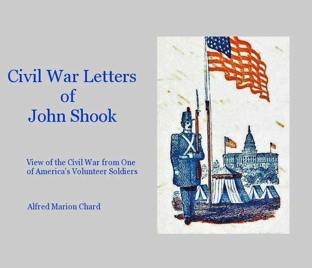 Civil War Letters of John Shook