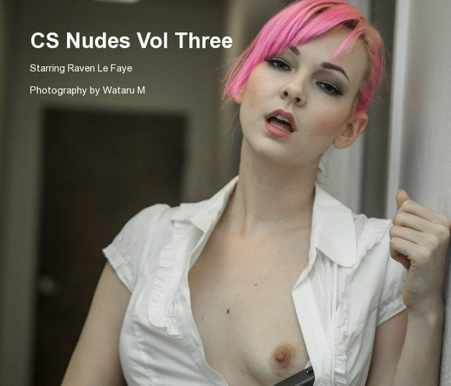 CS Nudes Vol Three