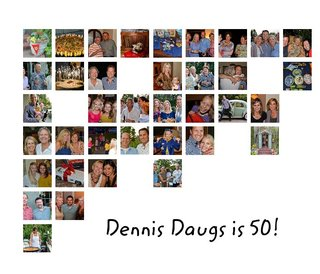 Dennis Daugs is 50!