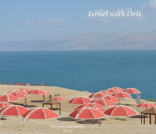 Israel with Orit