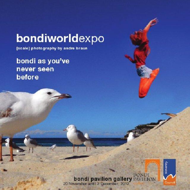 bondiworldexpo - scale photography