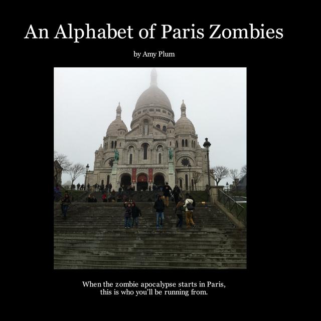 An Alphabet of Paris Zombies