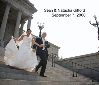 Sean &amp; Natacha Gilford September 7, 2008