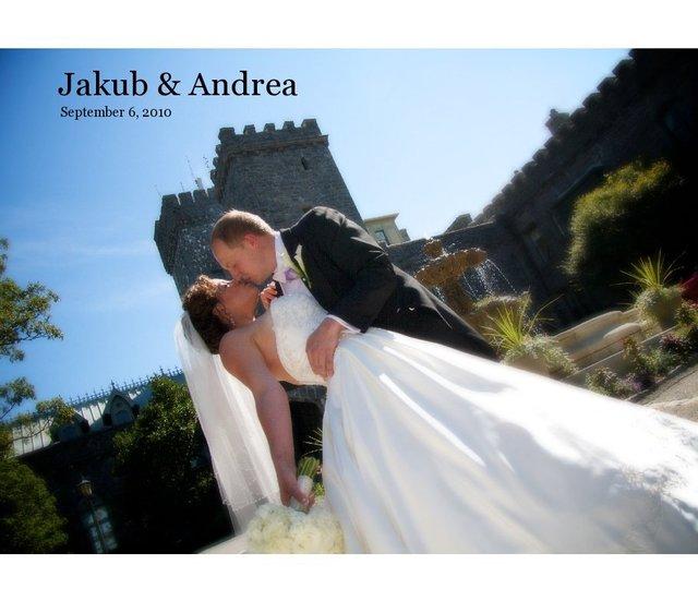 Jakub & Andrea September 6, 2010