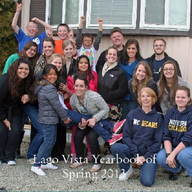 Lago Vista Yearbook of Spring 2013