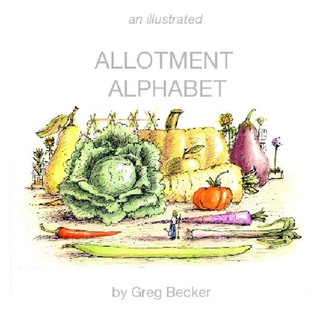 an illustrated allotment alphabet