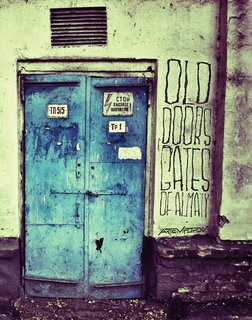 Old Doors & Gates Of Almaty